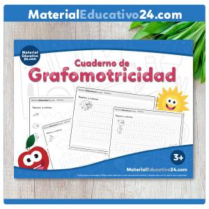 Cuadernillo de grafomotricidad